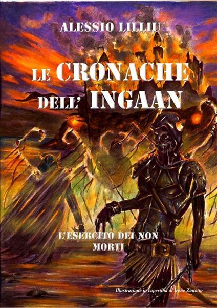 L' esercito dei non morti. Le cronache dell'Ingaan - Alessio Lilliu - ebook
