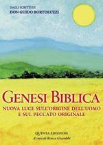 Genesi biblica. Nuova luce sull'origine dell'uomo e sul peccato originale