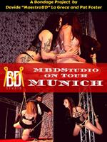 MBDStudio on tour Munich. Bondage photobook