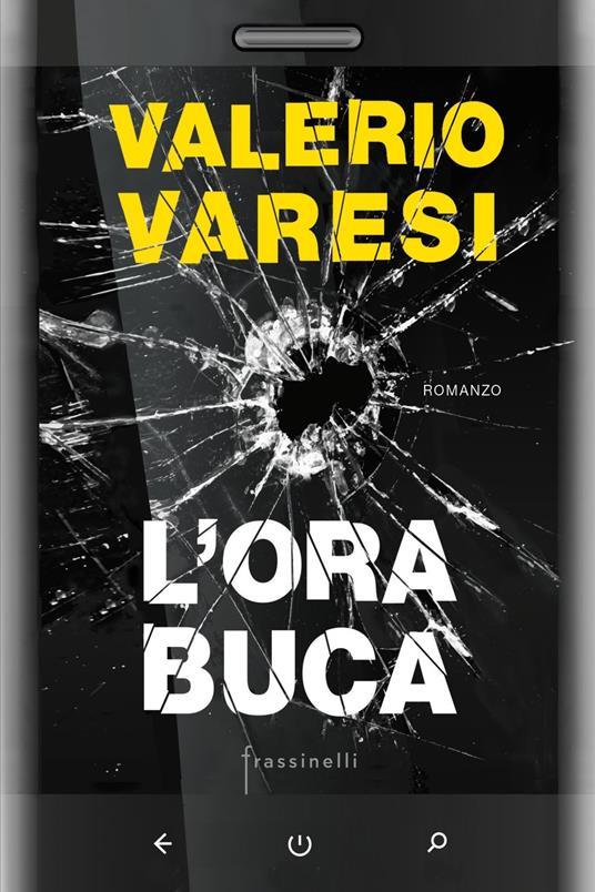 L' ora buca - Valerio Varesi - ebook