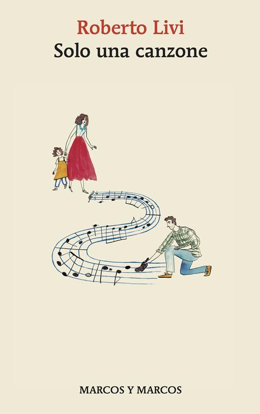 Solo una canzone - Roberto Livi - copertina