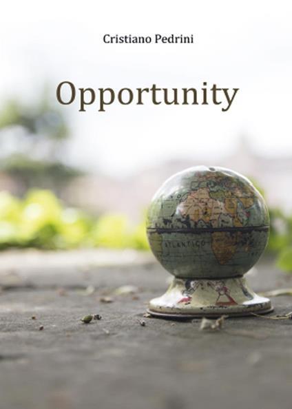 Opportunity - Cristiano Pedrini - copertina