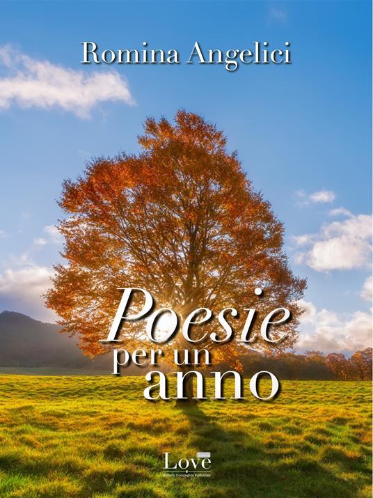 Poesie per un anno - Romina Angelici - ebook