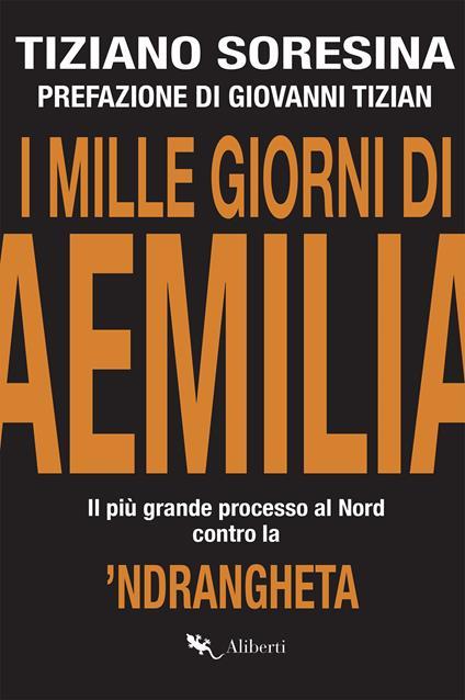 I mille giorni di Aemilia. Il più grande processo al Nord contro la 'ndrangheta - Tiziano Soresina - ebook
