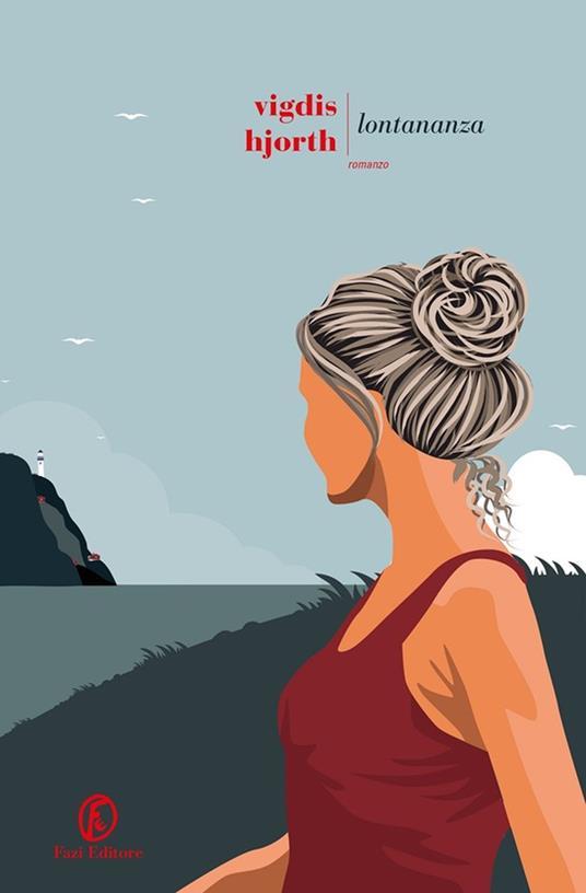 Lontananza - Vigdis Hjorth - copertina
