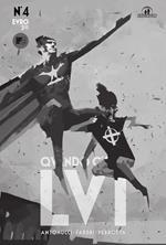 Quando c'era LVI. Variant cover. Vol. 4