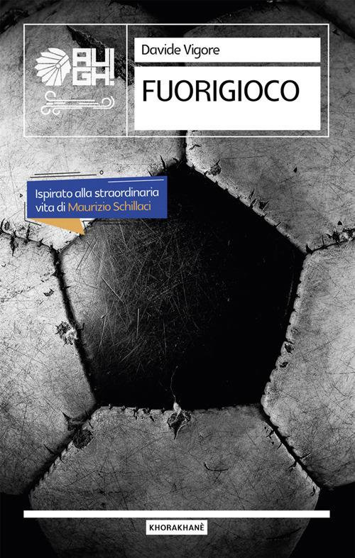 Fuorigioco - Davide Vigore - copertina