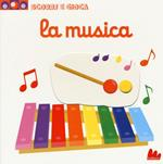 La musica. Scorri e gioca