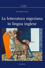 La letteratura nigeriana in lingua inglese
