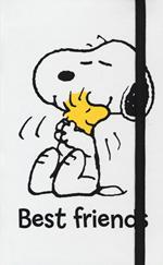 Taccuino Peanuts. Best Friends