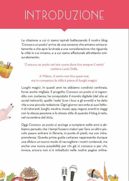 Conosco un posto. Milano - Caterina Zanzi - 4