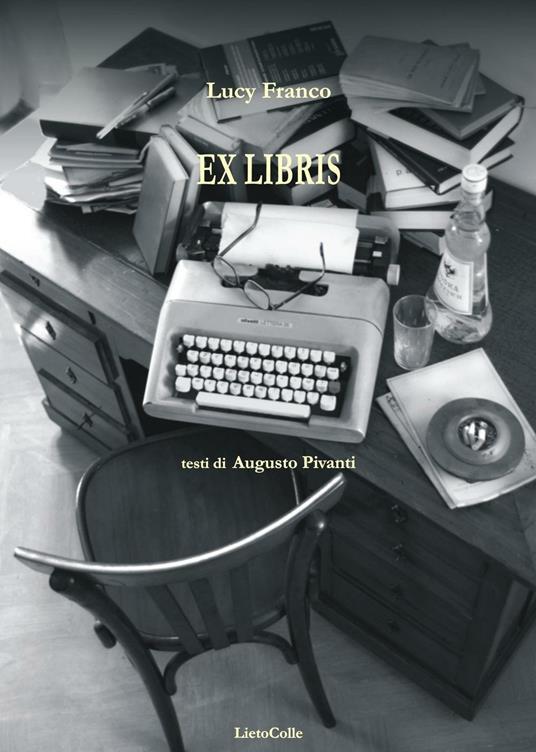 Ex libris - Lucy Franco - copertina