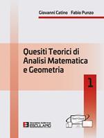 Quesiti teorici di analisi matematica e geometria 1