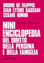 Mini enciclopedia del diritto della persona e della famiglia
