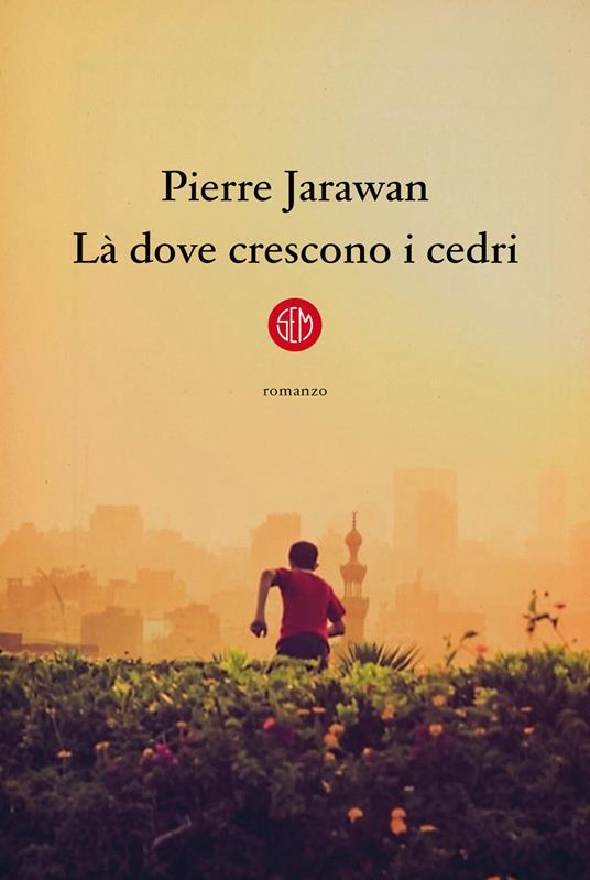 Là dove crescono i cedri - Pierre Jarawan - copertina