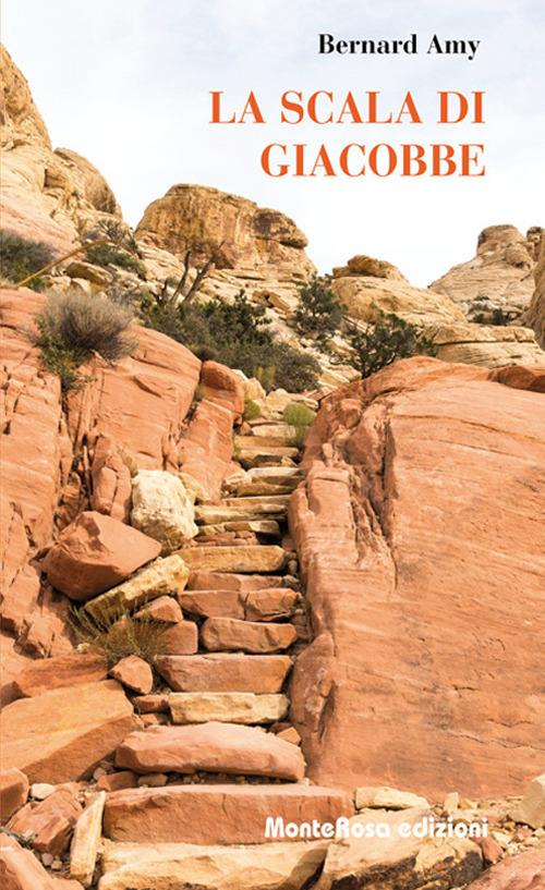 La scala di Giacobbe - Bernard Amy - copertina