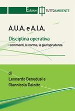 A.U.A. e A.I.A. Disciplina operativa
