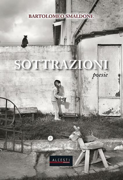 Sottrazioni - Bartolomeo Smaldone - copertina
