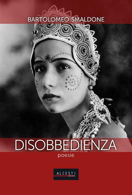 Disobbedienza - Bartolomeo Smaldone - copertina