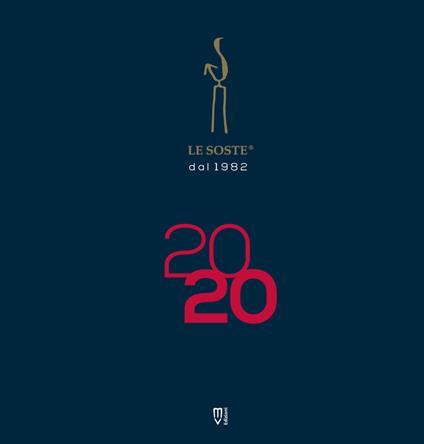 Le Soste 2020 - copertina