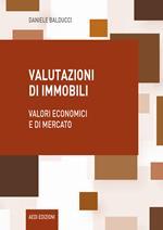 Valutazioni di immobili. Valori economici e di mercato
