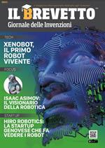 Il brevetto. Giornale delle invenzioni. Il magazine internazionale dedicato agli inventori