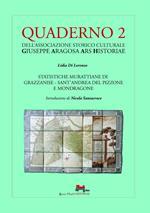 Le statistiche murattiane di Grazzanise Sant'Andrea Del Pizzone e Mondragone