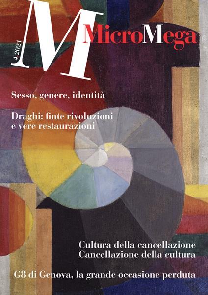Micromega (2021). Vol. 4 - copertina