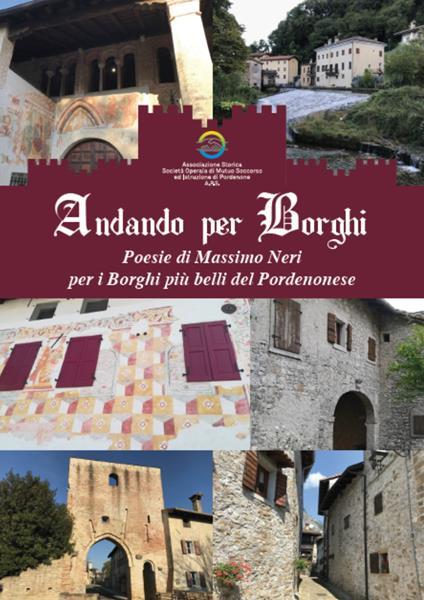 Andando per Borghi - Massimo Neri - copertina