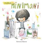 Puzzle Minimoni. Con Libro