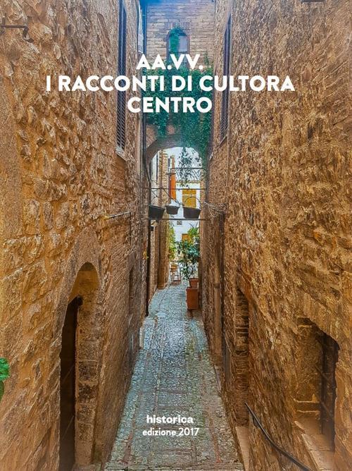 I racconti di Cultora. Centro - copertina