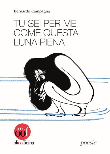 Tu sei per me come questa luna piena - Bernardo Campagna - copertina