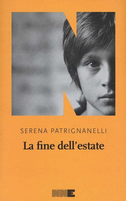 La fine dell'estate - Serena Patrignanelli - copertina