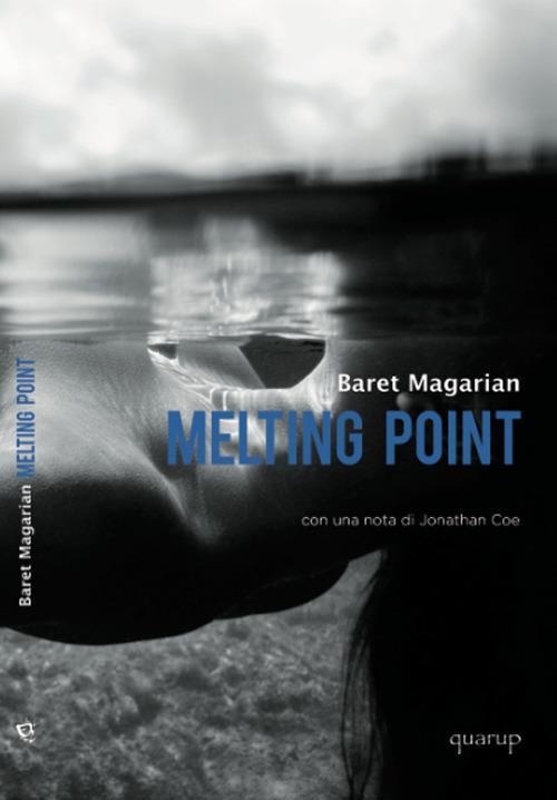 Melting point  - Baret Magarian - copertina
