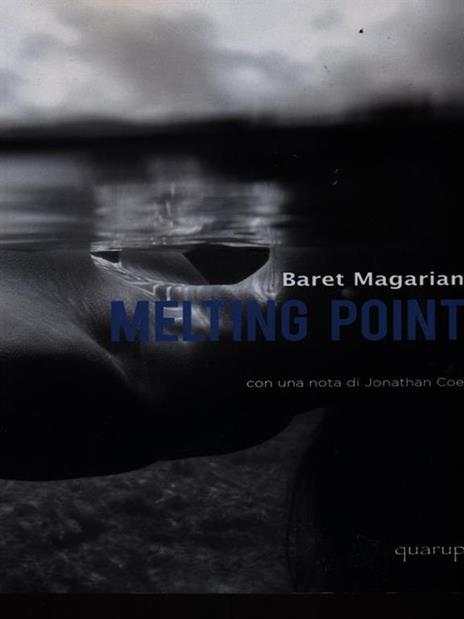 Melting point  - Baret Magarian - 3