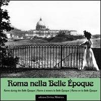 Roma nella Belle Epoque - copertina