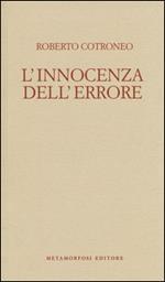 L' innocenza dell'errore