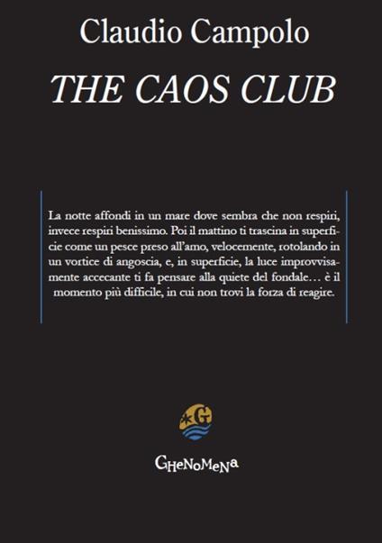 The Caos Club - Claudio Campolo - copertina