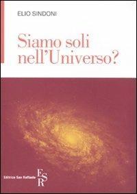 Siamo soli nell'universo? - Elio Sindoni - copertina