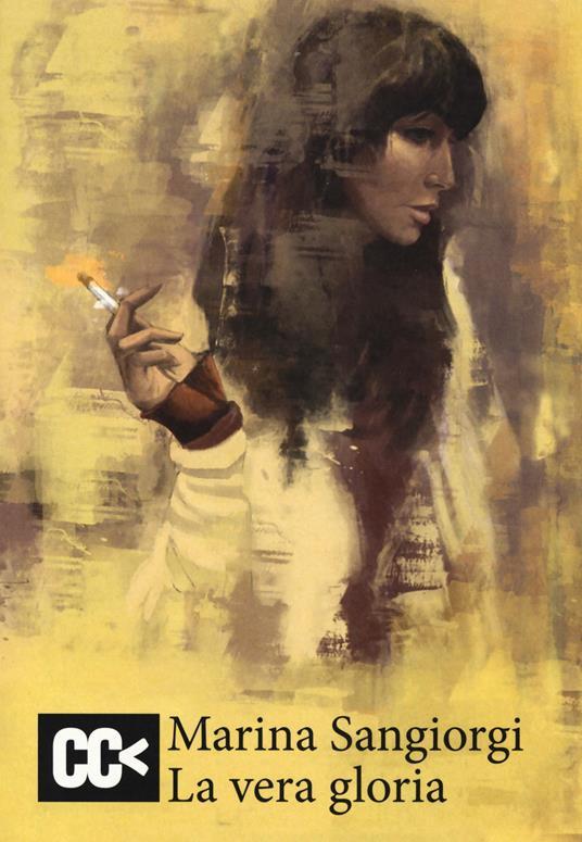 La vera gloria - Marina Sangiorgi - copertina