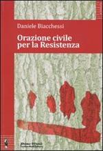 Orazione civile per la Resistenza