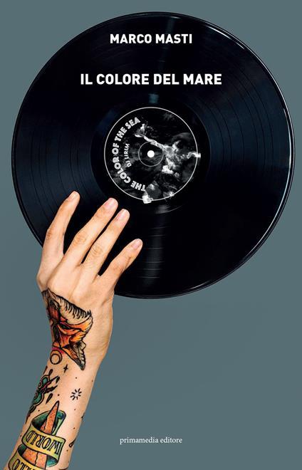 Il colore del mare - Marco Masti - copertina