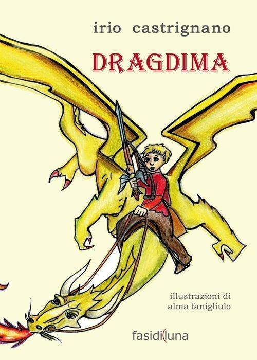 Dragdima - Irio Castrignano - copertina