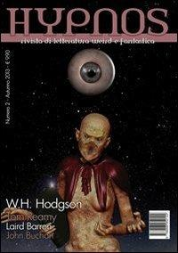 Hypnos. Rivista di letteratura weird e fantastica. Vol. 2 - copertina