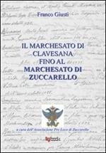 Il marchesato di Clavesana fino al marchesato di Zuccarello