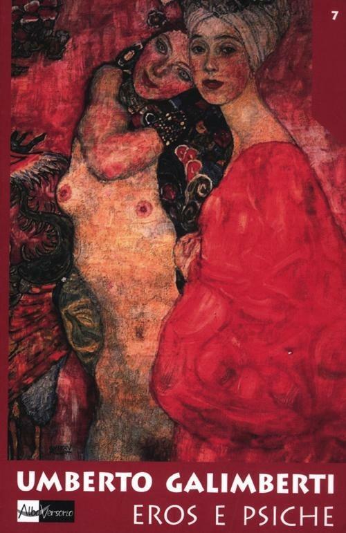 Eros e psiche - Umberto Galimberti - copertina
