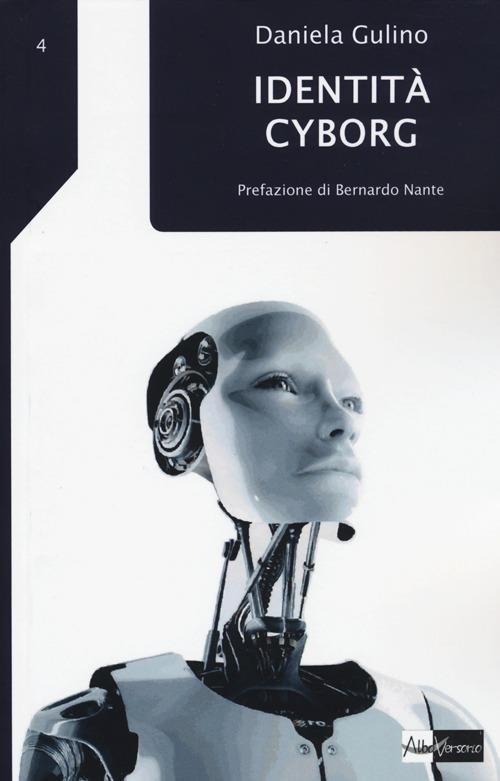 Identità cyborg - Daniela Gulino - copertina