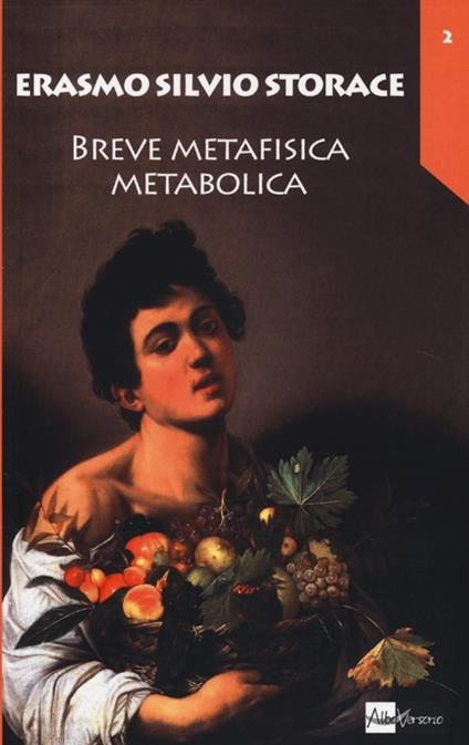 Breve metafisica metabolica - Erasmo Silvio Storace - copertina