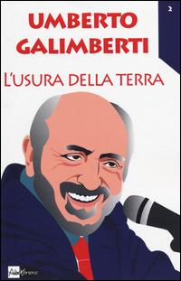 L' usura della terra - Umberto Galimberti - copertina