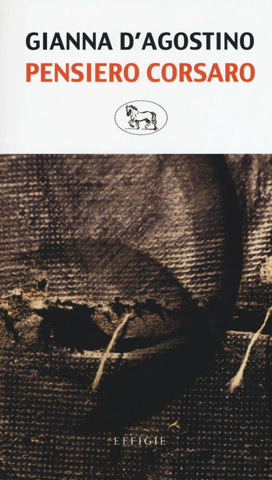 Pensiero corsaro - Gianna D'Agostino - copertina